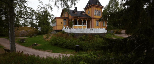Restaurante Pihlajasaari