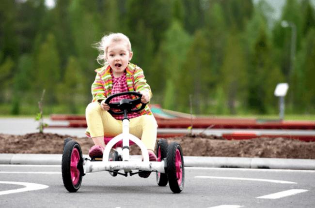 Circuito urbano infantil