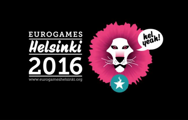 El logo de Eurogames