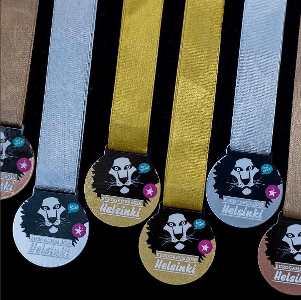 Aparte de la gloria, las medallas son el trofeo más preciado para los deportistas
