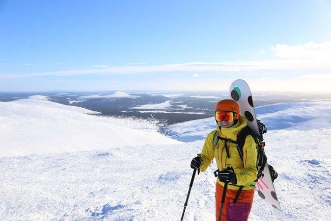 Ylläs-Pallas ofrece una buena oportunidad para los más aventureros