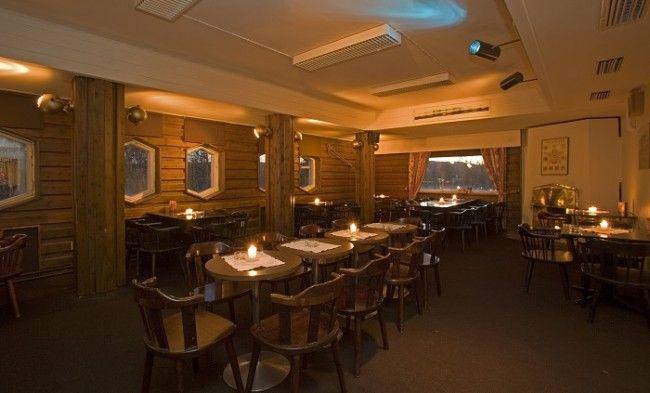 El bar del hotel Kilpis