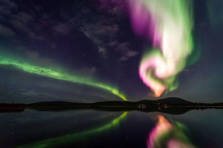 Como editar fotografías de la Aurora Boreal (y2)