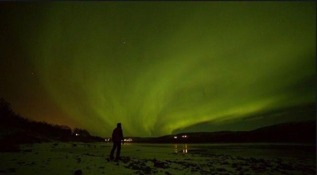 Aurora Boreal en Nuorgam