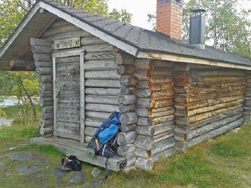 Refugio libre Iisakkijärvi