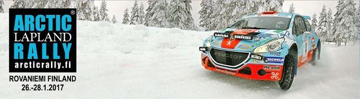 Lapland Rally 2017 (El Rally de Laponia)