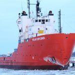 El rompehielos Polar Explorer