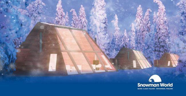 Cabañas de cristal el nuevo concepto para disfrutar de las noches Árticas