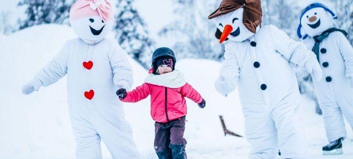 El Mundo de Hielo de Snowman World