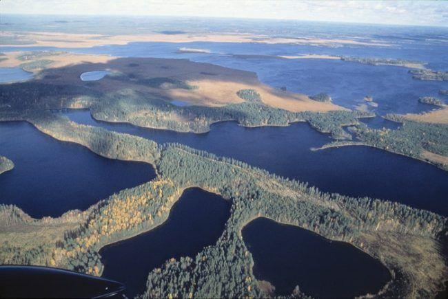 Finlandia tierra de lagos