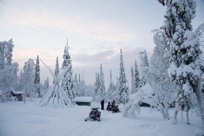 Salud y Seguridad en Laponia