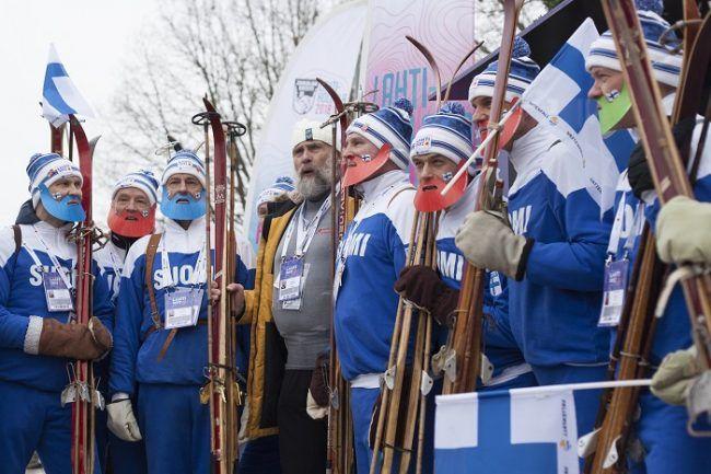 Equipo finlandés de... hace unos años (!)