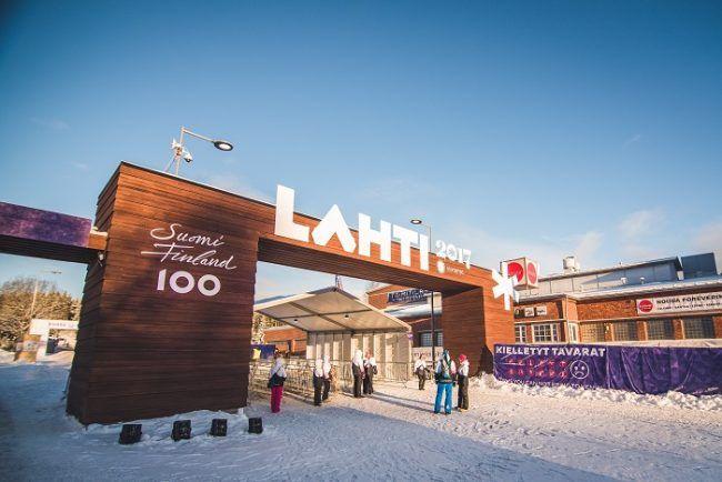 Portal principal de los Campeonatos del Mundo de Esquí Nórdico 2017