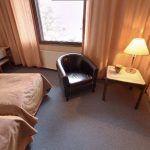 Habitación familiar (sin renovar) hotel Ivalo