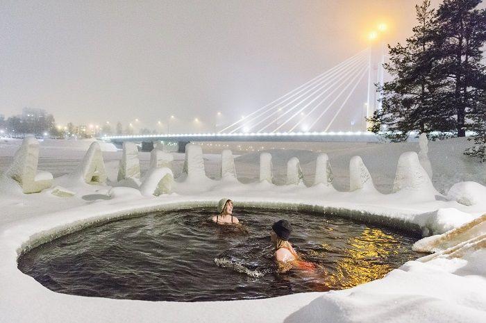Adiós al invierno! Preparando el verano en Finlandia