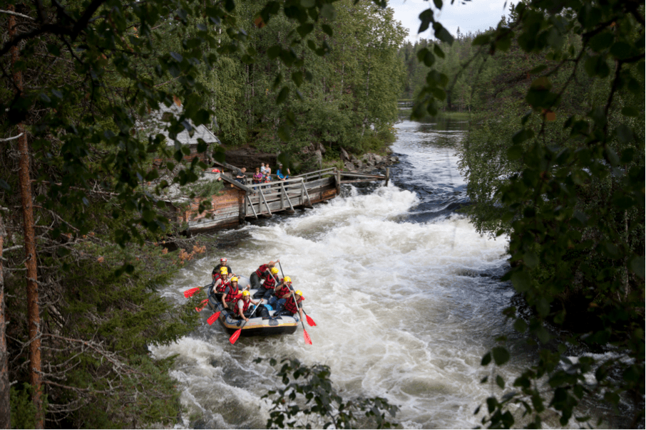 Descubre Laponia Finlandesa en verano