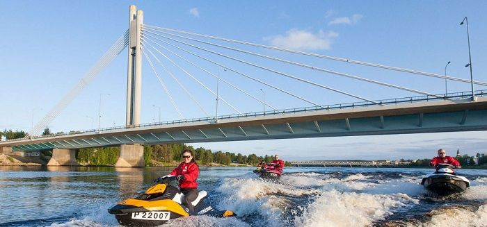 Actividades en Rovaniemi durante el verano (1)