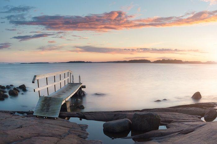 Rovaniemi, Sol de medianoche y mosquitos (sin exagerar)