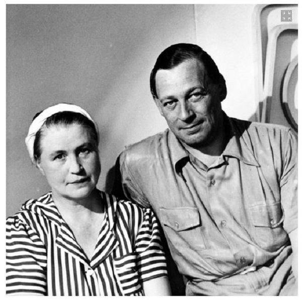 Aino y Alvar Aalto