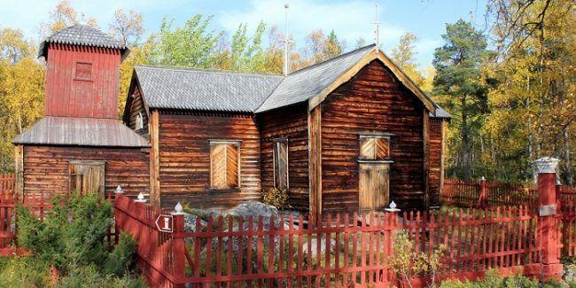 Iglesia de Pielpajärvi