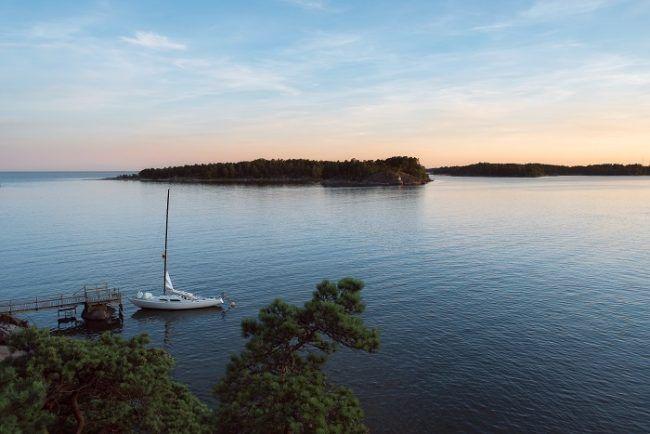 No muy lejos de Helsinki