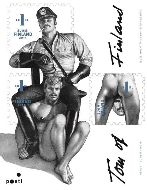 Sellos de Tom of Finland