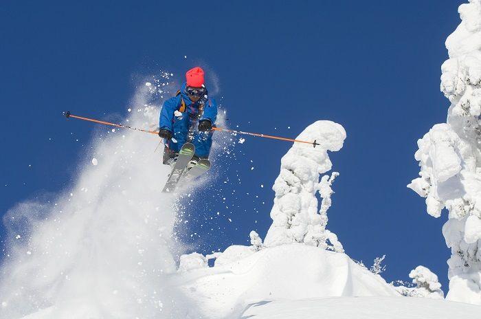 Estaciones de esquí en Finlandia