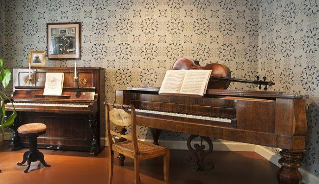 Habitación de Sibelius