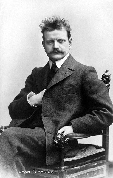 Jean Sibelius en 1890