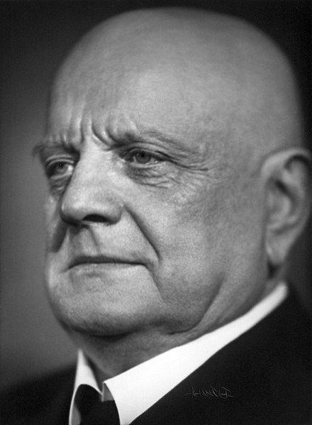Jean Sibelius en 1940