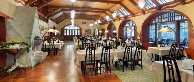 El restaurante del Valtionhotelli