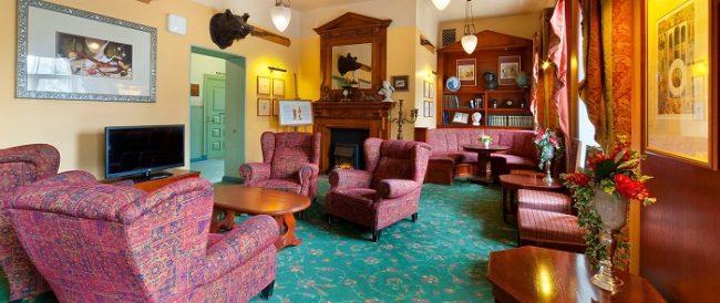 Lobby Bar Café del Valtionhotelli