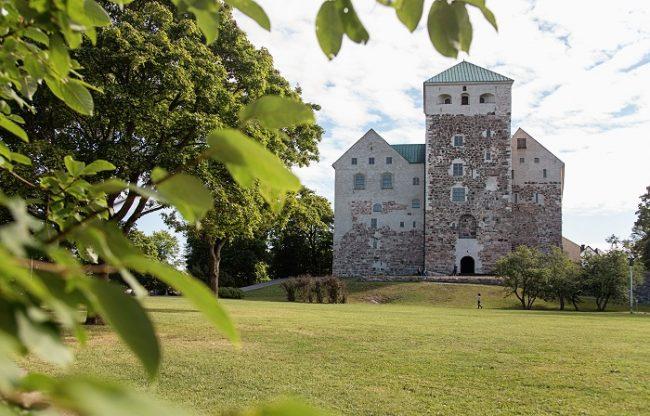 El Castillo de Turku