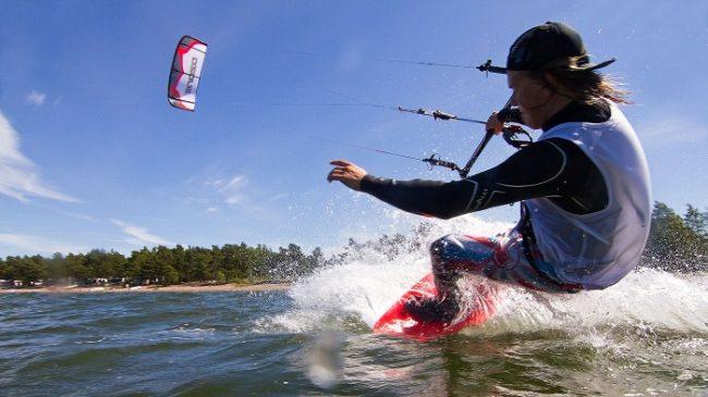 KiteSurf en Hanko