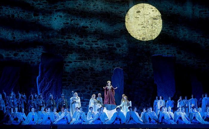 El Festival de Opera de Savonlinna