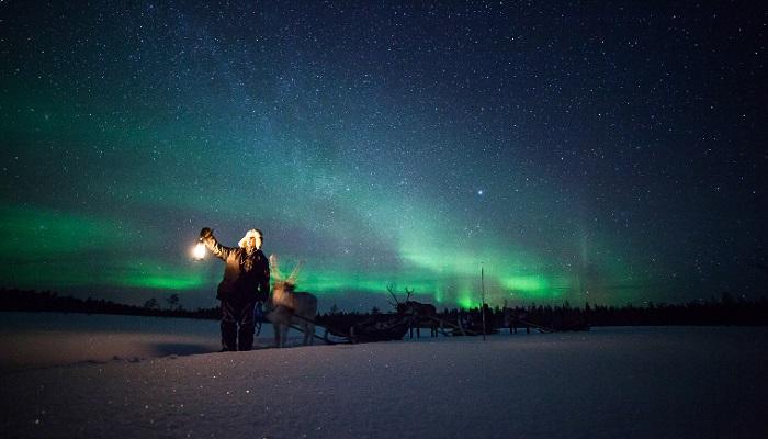 Torassieppi, iglús de cristal, hotel de hielo y cabañas en Laponia