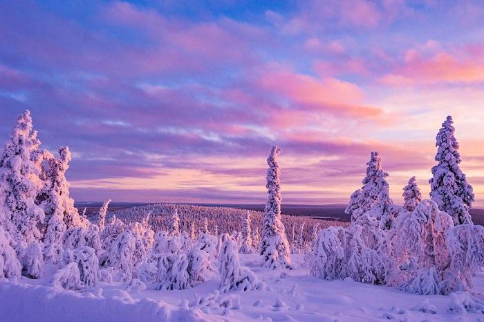 Vacaciones de invierno en Levi