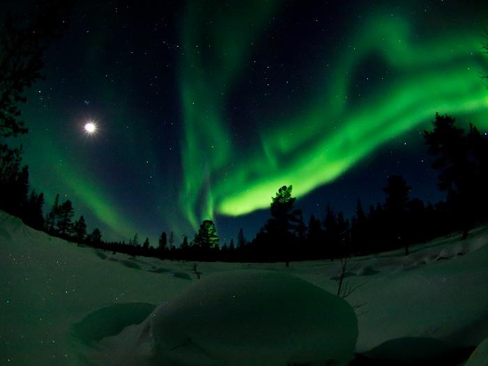 Vacaciones en Laponia