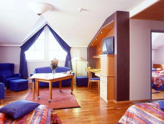 Apartamento Suite de 54 m2 en Olos