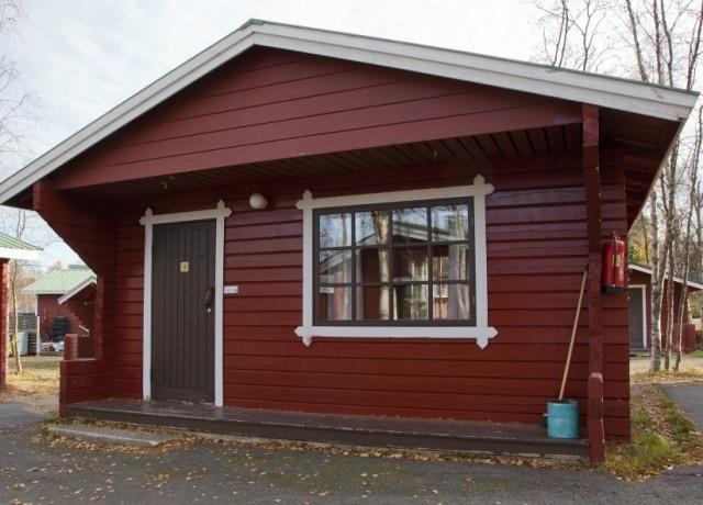 Cabaña del Holiday Village en Inari