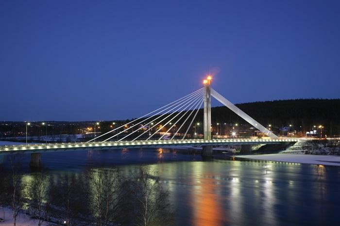 Rovaniemi, la capital de Laponia