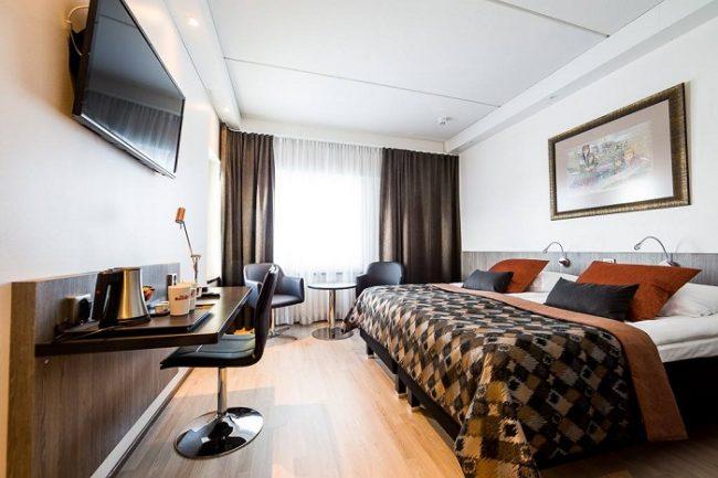 Habitación Superior del Hotel Inari