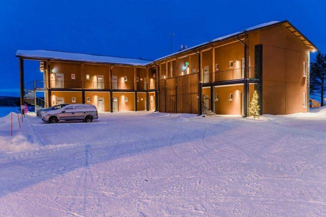 La nueva sección del Hotel Inari