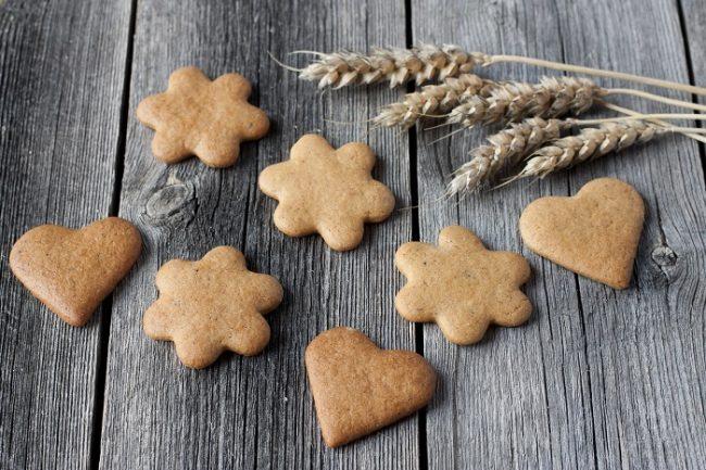 Las galletas de gengibre se encuentran en todos los comercios durante el invierno y sobre todo en las fechas de Navidad
