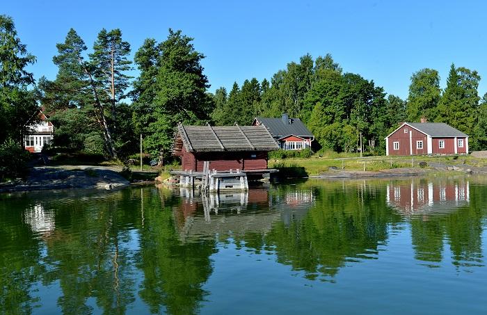 Vacaciones en las islas de Finlandia