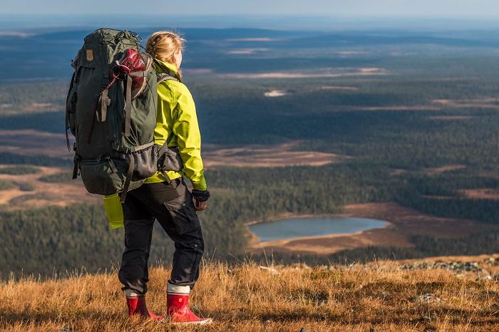 Lugares donde se puede ir de excursión en Finlandia
