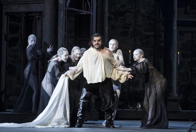 Don Giovanni en el Festival de Opera de Savonlinna