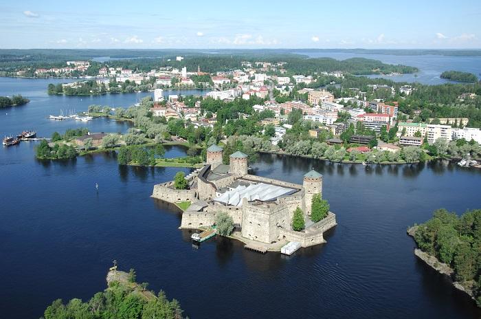Vacaciones en Savonlinna