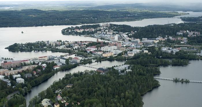 El agua en Finlandia: cantidad y calidad