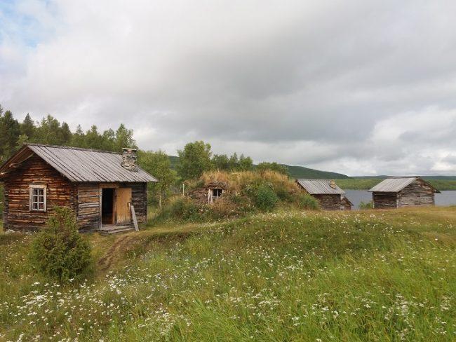 Cabañas parroquiales cerca de Utsjoki